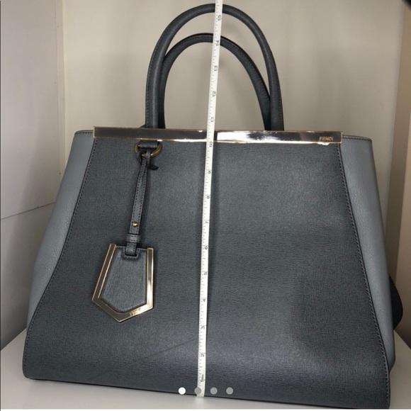 Fendi Handbags - FENDI 2jours medium